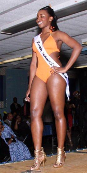 Tasheema in NY, swimsuit edition