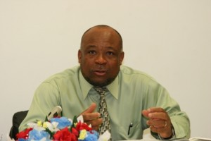 Minister of Health in the Nevis Island Administration Hon. Hensley Daniel (file photo)