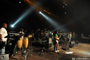 An.Ti.Dote in action at the Amsterdam Reggae Festival