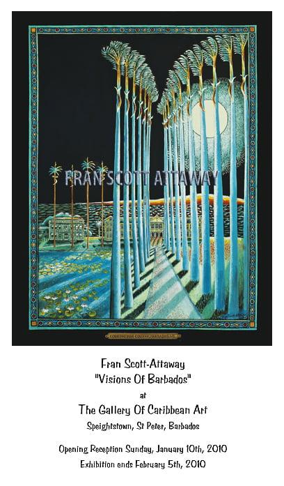 Fran Scott Attaway Show