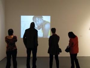 Viewing at Real Artways