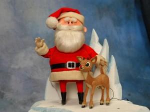 Santa Claus invented sweatshops, if not elves then animals
