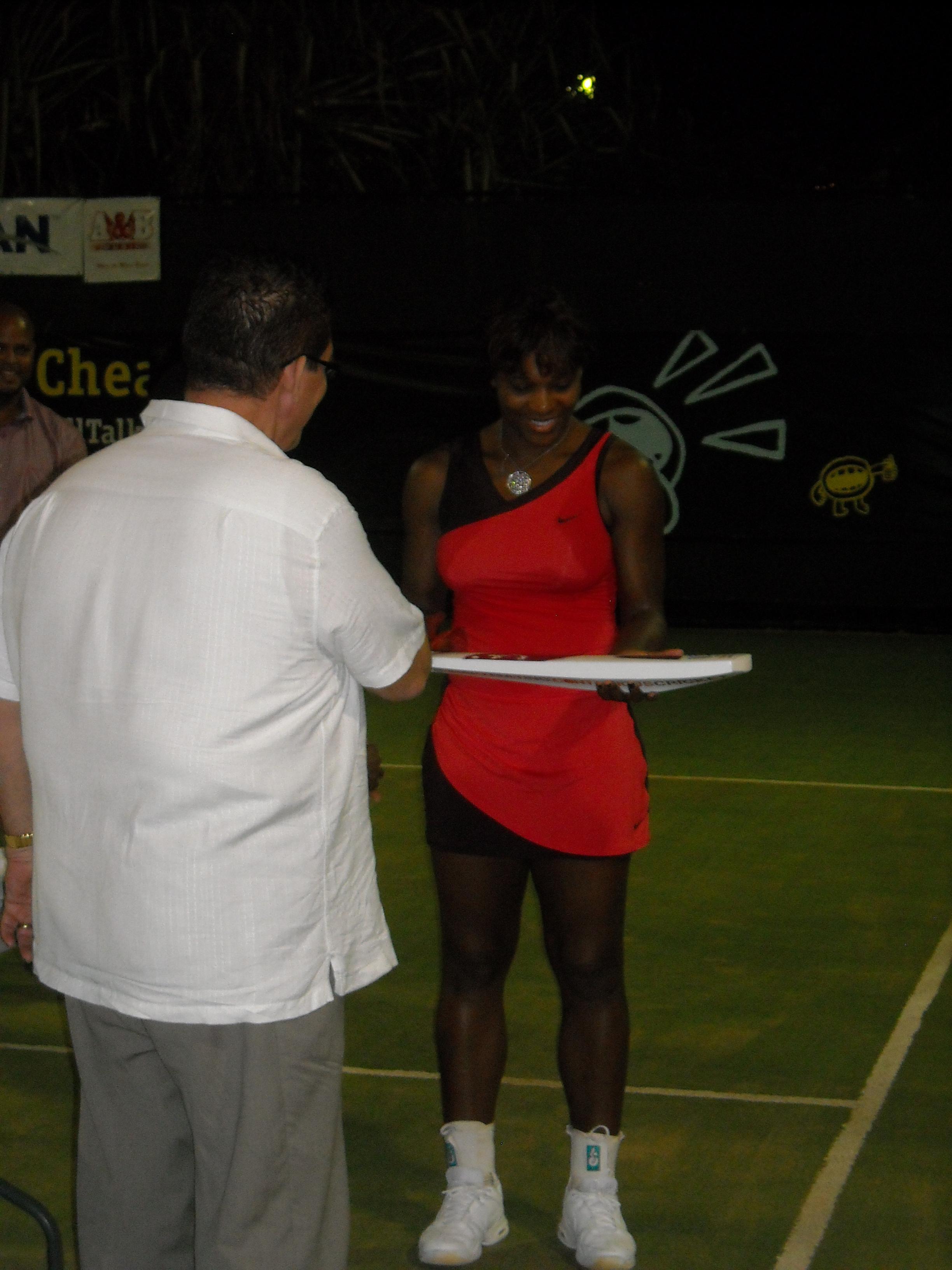 Serena 118