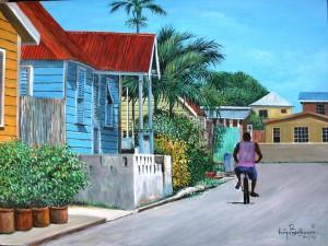The Blue House: Virgil