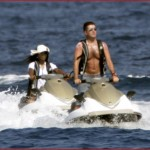 A High Surf Advisory is in effect for Barbados for the next several days - no jet-skiing either, Mr Cowell!