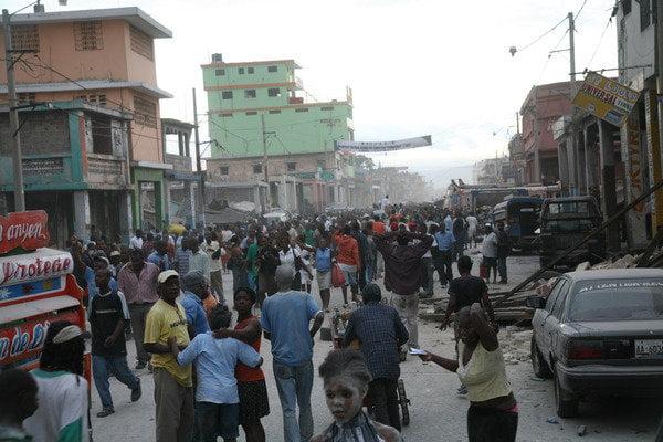 Haiti Quake3