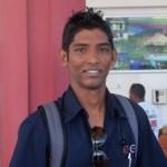 Kavesh Kantasingh grabbed 12 wickets for 84 runs against Trinidad & Tobago