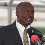 Chief Executive Officer of Sea Bridge (SKN) Inc. Mr Rawlinson Isaac (file photo)
