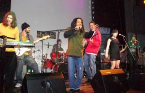 Winning New York band, U.R.I.