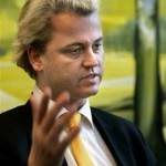 All of the speech is true, not an internet rumor - apart from video, click here:  http://www.snopes.com/politics/soapbox/wilders.asp