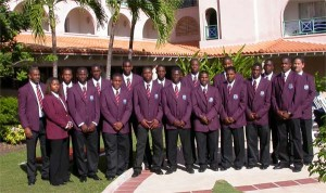 TCL Group West Indies Under-19's