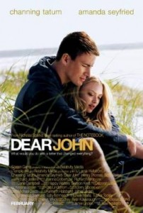 The film is based on the novel by Nicholas Sparks.