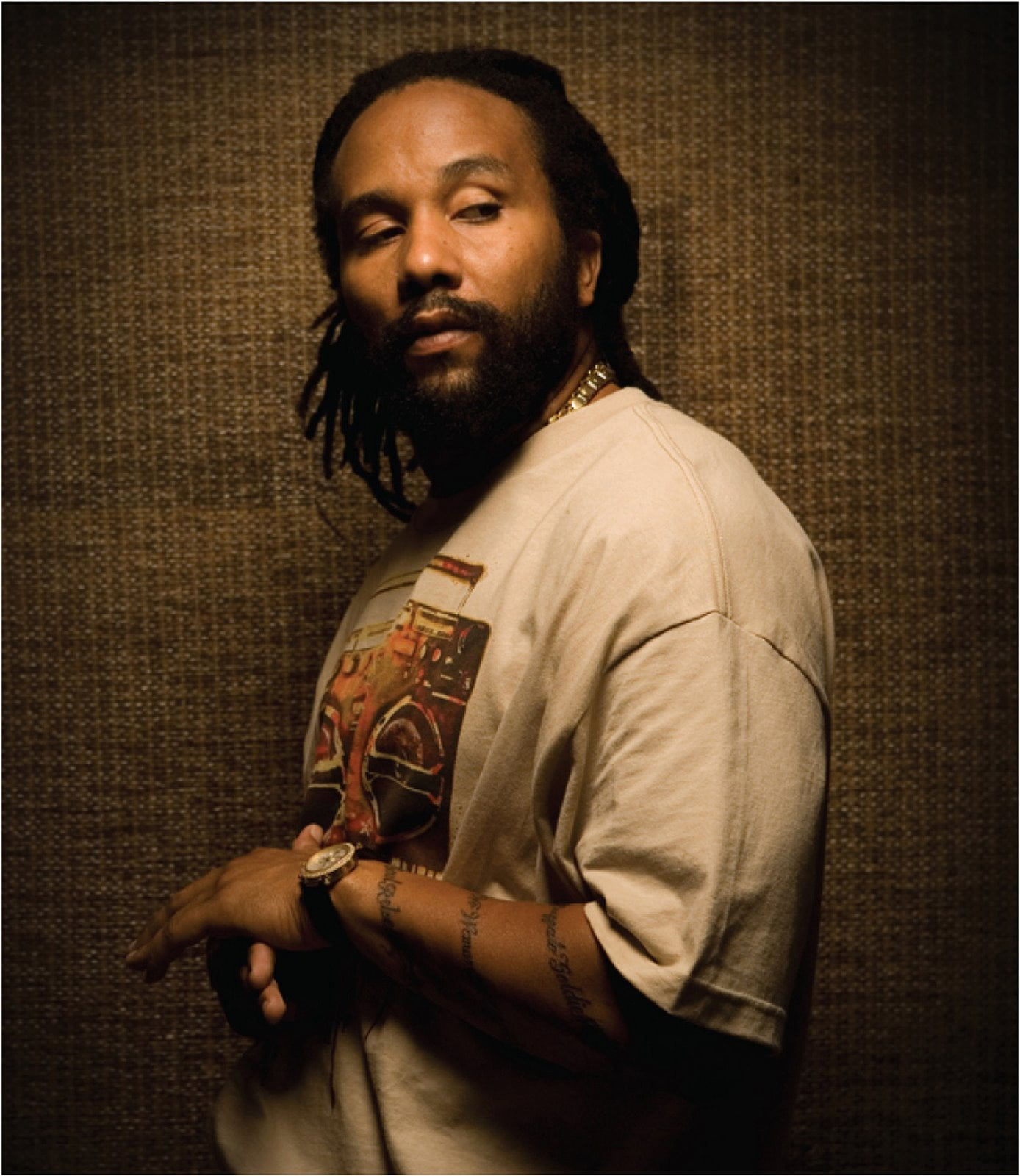 The Bajan Reporter | Ky-Mani Marley seems to be on verge ...