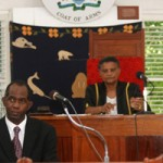 A number of new portfolios were created including Marine Resources and Constituency Empowerment that were dispersed among the elected representatives of the St. Kitts-Nevis Labour Party (elected for an unprecedented fourth term) and the Nevis Island Administration