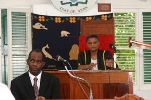 SKN parliament