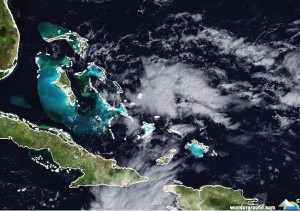 High Surf and Small Craft advisories are in effect for Barbados until Tuesday