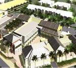 Architectural Impression of West Coast Community