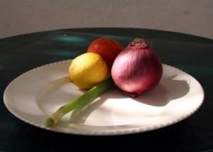 Food as Art - V. Gittens