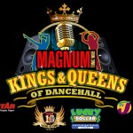 Magnum Kings And Queens Of Dancehall  Logo