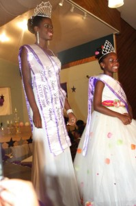 2010 Miss Junior Diva and Miss Teen Diva of BVI