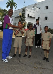 Mr. Norris and the St. Cyprian's Boys
