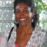 "Author of ""Buxton Spice"" - OONYA KEMPADOO"