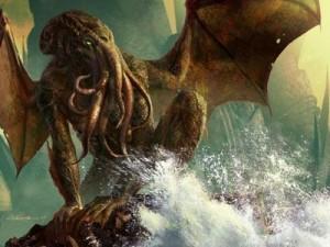 R'lYeh's star, um, Cephalopod?