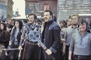 This is a Martin Scorsese porttrayal of an Irish gang in New York about 300 years ago, will Barbados gangs ever learn what these did not? In the end we all turn to ground-fodder and no one will remember these turf wars...
