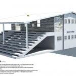 3D view Pavilion sml