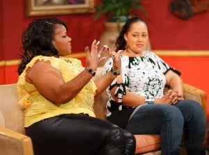 Miss Kitty speaking on her new position with Rising Stars Producer, Sharon Schroeter on TVJ Smile