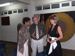 Stella - Lady St. John, with Mr. & Mrs. Andy Voss