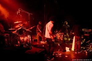 Rootz Underground at Cabaret Sauvage in Paris