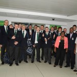 The Irish Cricketers jet into Jamaica for the Digicel-sponsored Jamaica Cricket Festival