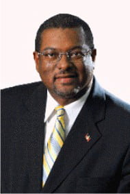 Minister of National Security: Errol Cort {Antigua and Barbuda}