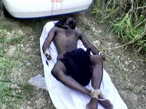 "28/10/2005 - BARBADIAN POLICE ARE INVESTIGATING THE DEATH OF A MAN FROM THE PINE, ST MICHAEL.  HE'S 36 YEAR OLD ANTHONY COWARD KNOWN AS ""TONE"" OF CHATFORD HILL. HIS BODY WAS FOUND ON THE AFTERNOON OF MONDAY THE 24TH OCTOBER IN A CAR ABANDONED IN A CART ROAD AT NEIL'S TENANTRY ST GEORGE - A LANDLOCKED PARISH IN THE CENTRE OF BARBADOS. REPORTS INDICATE BOTH OF THE MAN'S WRISTS WERE SEVERED AND HE SUSTAINED GUNSHOT WOUNDS.  ACCORDING TO POLICE PUBLIC RELATIONS OFFICER STATION SERGEANT BARRY HUNTE, LAWMEN RESPONDED TO A REPORT JUST AFTER TWO P-M AT NEIL'S PLANTATION, WHERE COWARD'S BODY WAS FOUND IN THE TRUNK OF A CAR.  LAWMEN ARE TREATING HIS DEATH AS UNNATURAL. COWARD'S SISTER SAYS THE LAST TIME SHE SPOKE TO HER BROTHER WAS FRIDAY. THIS DISCOVERY COMES ON THE HEELS OF A REPORT FILED BY A CHRIST CHURCH WOMAN WHO CLAIMED HER BOYFRIEND ALONG WITH HIS CAR, WENT MISSING ON THE NIGHT OF SUNDAY 23RD OCTOBER FROM CHRIST CHURCH. POLICE SAY THE CAR WHICH WAS DISCOVERED FITS THE DESCRIPTION OF THE MISSING VEHICLE."