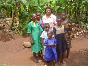 Children from Misozi Village, Uganda - 2007