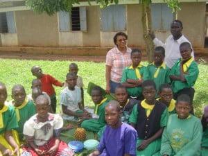Misozi Primary School, Uganda - 2007