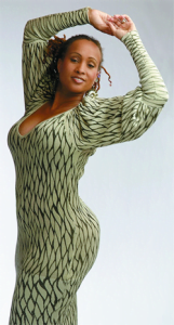 The Queen of Soca, posterior & all, will be among the panellists Monday night