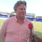 USA Cricket CEO, Donald Lockerbie