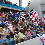 Caribbean fans brought colour and passion to an outstanding event