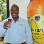 Chesterfield Browne, International Brand Ambassador & Mixologist for Mount Gay Rums