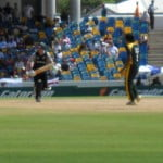 {FILE PHOTO} 08/5/2010 - Kiwis Vs Pakistan at Kensington Oval