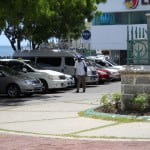 One of the oldest Taxi stands in the island, but some of the drivers there need Dale Carnegie very badly!