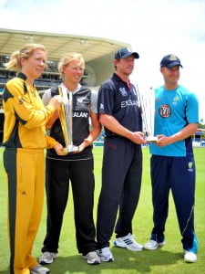 Will the Awesome Aussies do a Double? Or will England and New Zealand send home Mathilda not waltzing but bawling home?