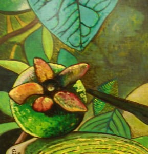 """""""Guava,"""" a study in Plant Life from Will Humphreys"""