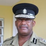 St. Kitts and Nevis Police Commissioner Austin Williams at the Police Residence in Butlers Village on Nevis