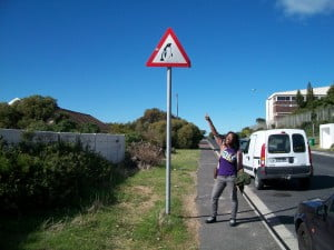 Penguin Crossing? Welcome to Cape Town, from Bim with Love!