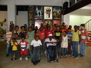 """Patron of the campaign is Dame Olga """"Auntie Olga"""" Lopes-Seale who has for more than four decades, been supporting underprivileged children in Barbados and the Caribbean, through her Needy Children's Fund."""