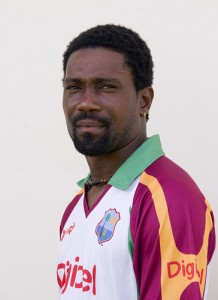 Dale Richards - Randy Brooks photo and DigicelCricket.com