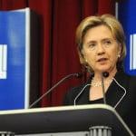 U.S. Secretary of State - Hilary Clinton